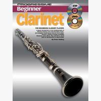 Progressive Beginner Clarinet