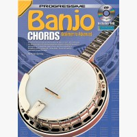 Progressive Banjo Chords