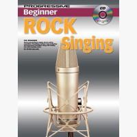 Progressive Beginner Rock Singing