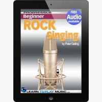 Rock Singing Lessons for Beginners