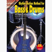 Progressive Rhythm Section Method for Bass & Drums