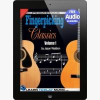 Fingerstyle Guitar Classics Volume 1