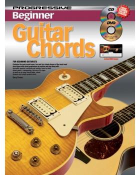 Progressive Beginner Guitar Chords - Teach Yourself How to Play Guitar