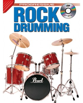 Progressive Rock Drumming - Teach Yourself How to Play Drums