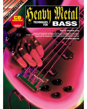 Progressive Metal Bass Technique - Teach Yourself How to Play Bass Guitar
