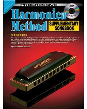 Progressive Harmonica Method - Supplementary Songbook - Teach Yourself How to Play Harmonica