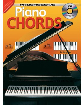 Progressive Piano Chords - Teach Yourself How to Play Piano