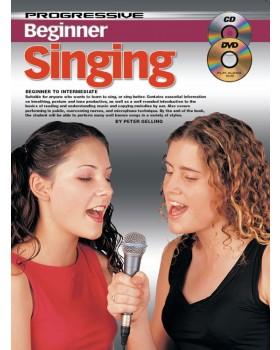 Progressive Beginner Singing - Teach Yourself How to Sing