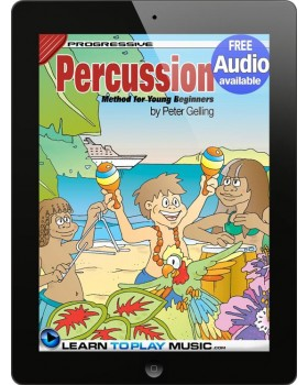 Percussion Lessons for Kids - How to Play Percussion for Kids (Free Audio Available)