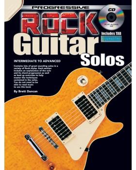 Progressive Rock Guitar Solos - Teach Yourself How to Play Guitar