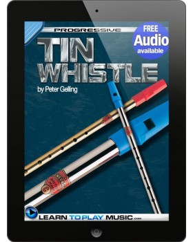 Tin Whistle Lessons for Beginners - Teach Yourself How to Play Tin Whistle (Free Audio Available)