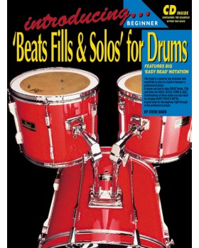 Introducing Beats, Fills & Solos - Teach Yourself How to Play Drums
