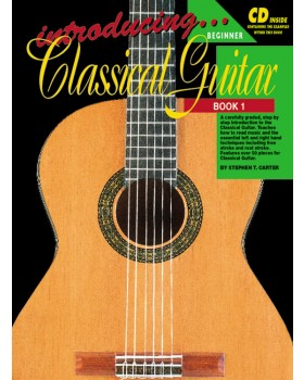 Introducing Classical Guitar - Book 1 - Teach Yourself How to Play Guitar