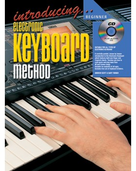 Introducing Electronic Keyboard - Book 1 - Teach Yourself How to Play Keyboard