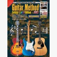 Progressive Guitar Method - Book 1 - Deluxe Color Edition