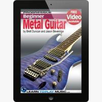 Metal Guitar Lessons for Beginners