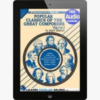 Popular Classics for Classical Guitar Volume 2