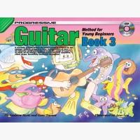 Progressive Guitar Method for Young Beginners - Book 3