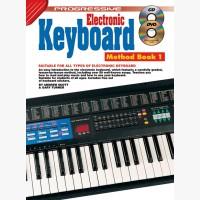 Progressive Electronic Keyboard Method - Book 1