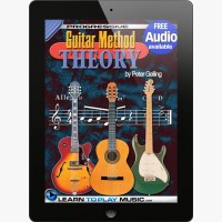 Progressive Guitar Method - Theory