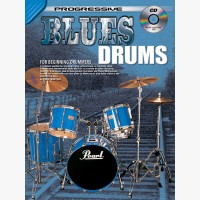 Progressive Blues Drums