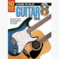 10 Easy Lessons - Learn To Play Guitar