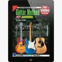 Progressive Guitar Method - Book 1 Supplement