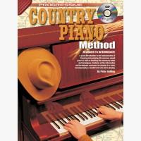 Progressive Country Piano Method