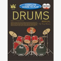 Progressive Complete Learn To Play Drums Manual