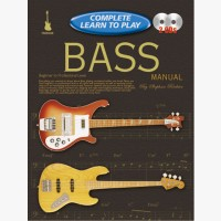 Progressive Complete Learn To Play Bass Manual