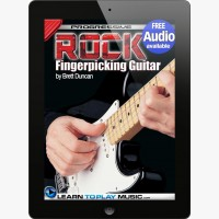 Rock Fingerstyle Guitar Lessons