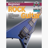 Progressive Beginner Rock Guitar