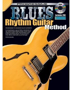 Progressive Blues Rhythm Guitar Method - Teach Yourself How to Play Guitar