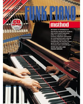 Progressive Funk Piano Method - Teach Yourself How to Play Piano
