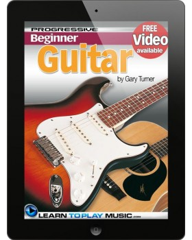 Guitar Lessons for Beginners - Teach Yourself How to Play Guitar (Free Video Available)