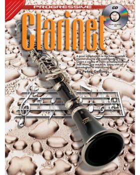 Progressive Clarinet - Teach Yourself How to Play Clarinet