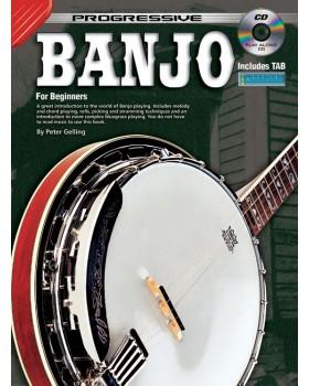 Progressive Banjo - Teach Yourself How to Play Banjo