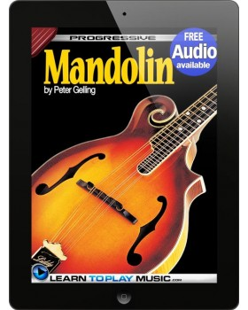 Mandolin Lessons for Beginners - Teach Yourself How to Play Mandolin (Free Audio Available)