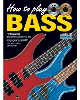 How To Play Bass - Teach Yourself How to Play Bass Guitar