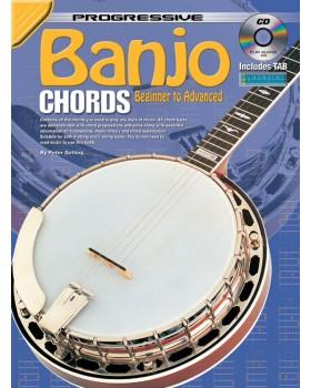 Progressive Banjo Chords - Teach Yourself How to Play Banjo