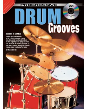 Progressive Drum Grooves - Teach Yourself How to Play Drums