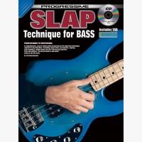 Progressive Slap Technique for Bass