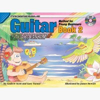 Progressive Guitar Method for Young Beginners - Book 2