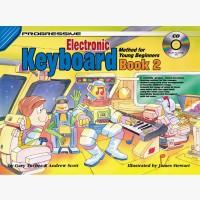 Progressive Electronic Keyboard Method for Young Beginners - Book 2