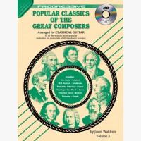 Progressive Popular Classics of the Great Composers - Volume 3