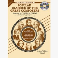 Progressive Popular Classics of the Great Composers - Volume 5