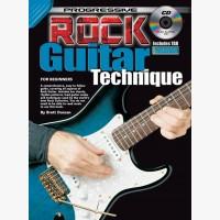 Progressive Rock Guitar Technique
