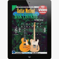Guitar Lessons - Guitar Bar Chords for Beginners