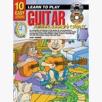 10 Easy Lessons - Learn To Play Guitar for Young Beginners