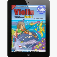 Violin Lessons for Kids - Book 1